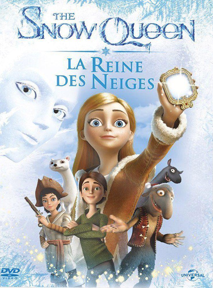 The Snow Queen, la reine des neiges FRENCH HDLight 1080p 2012