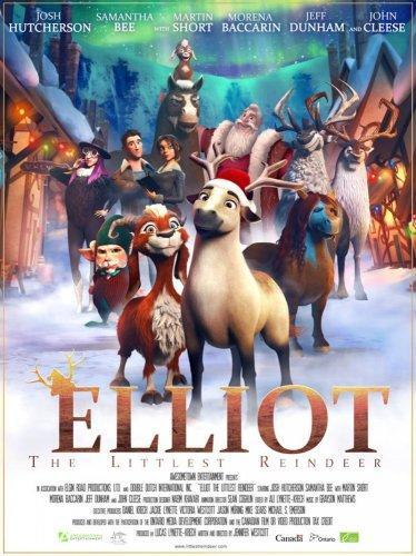 Elliot, le plus petit des rennes FRENCH HDLight 1080p 2018