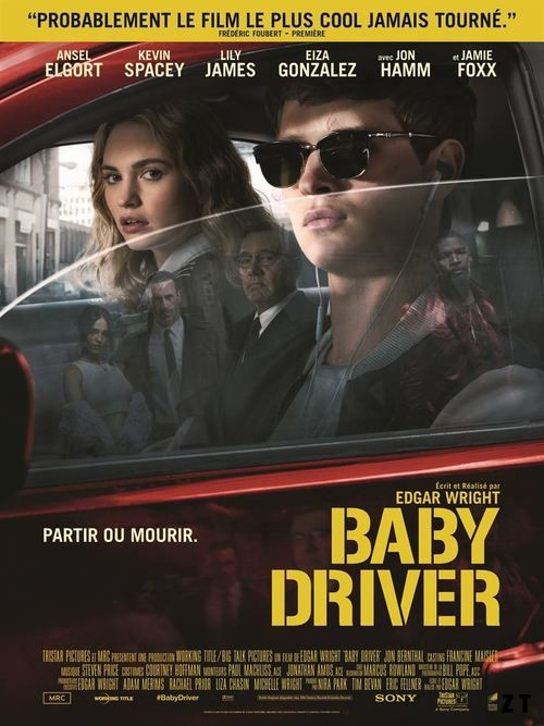 Baby Driver FRENCH BluRay 1080p 2017