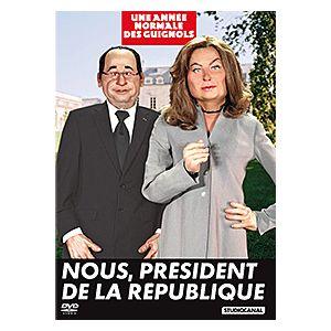 L'année 2012 des Guignols FRENCH DVDRIP 2012