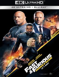 Fast & Furious : Hobbs & Shaw MULTi ULTRA HD x265 2019
