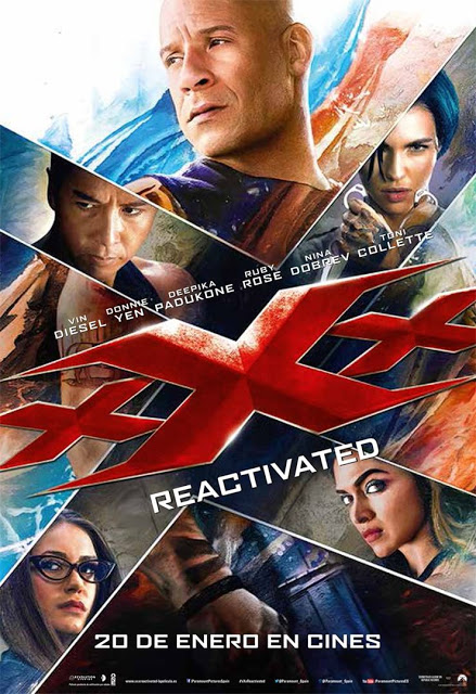xXx : Reactivated FRENCH DVDRIP x264 2017