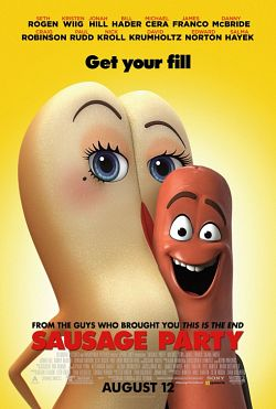 Sausage Party TRUEFRENCH DVDRIP 2016