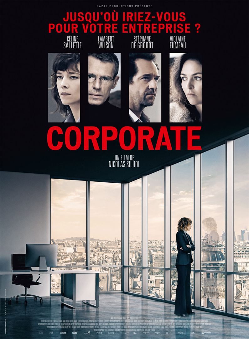 Corporate FRENCH WEBRIP 1080p 2018