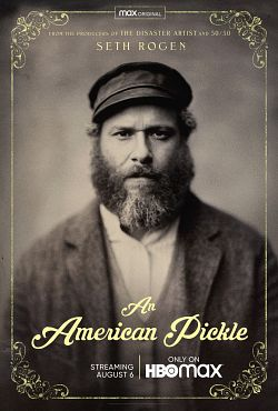 An American Pickle FRENCH WEBRIP 2020