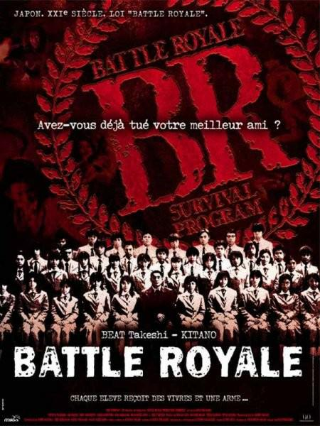 Battle Royale FRENCH HDlight 1080p 2000