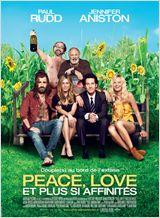 Peace, Love et plus si affinités (Wanderlust) FRENCH DVDRIP 2012