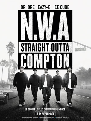 N.W.A - Straight Outta Compton FRENCH DVDRIP x264 2015