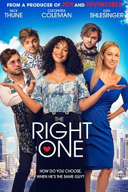 The Right One FRENCH BluRay 1080p 2021