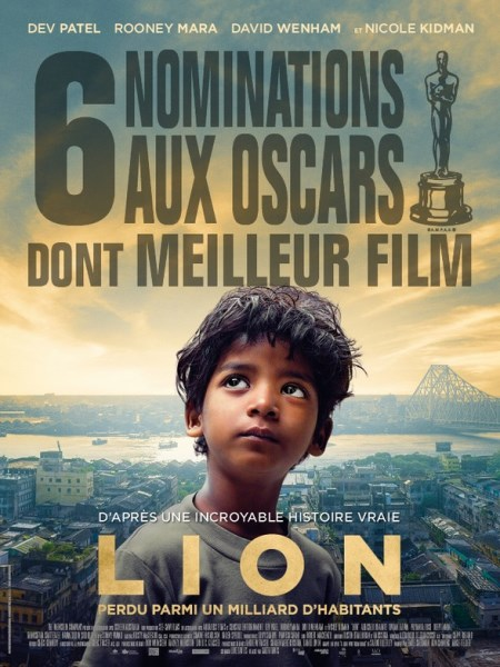 Lion FRENCH BluRay 1080p 2017