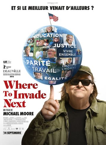 Where To Invade Next VOSTFR DVDRIP 2016