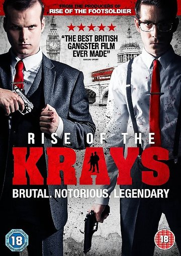 The Rise of the Krays FRENCH DVDRIP 2016
