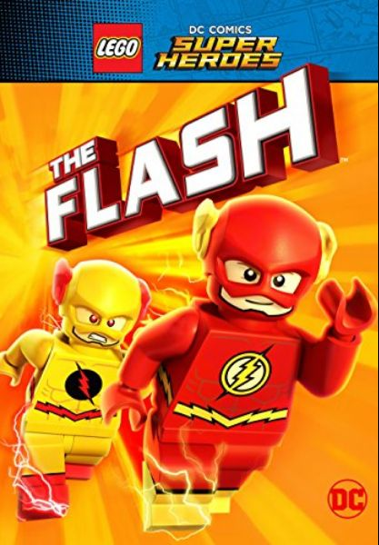 Lego DC Comics Super Heroes: The Flash FRENCH DVDRIP 2018