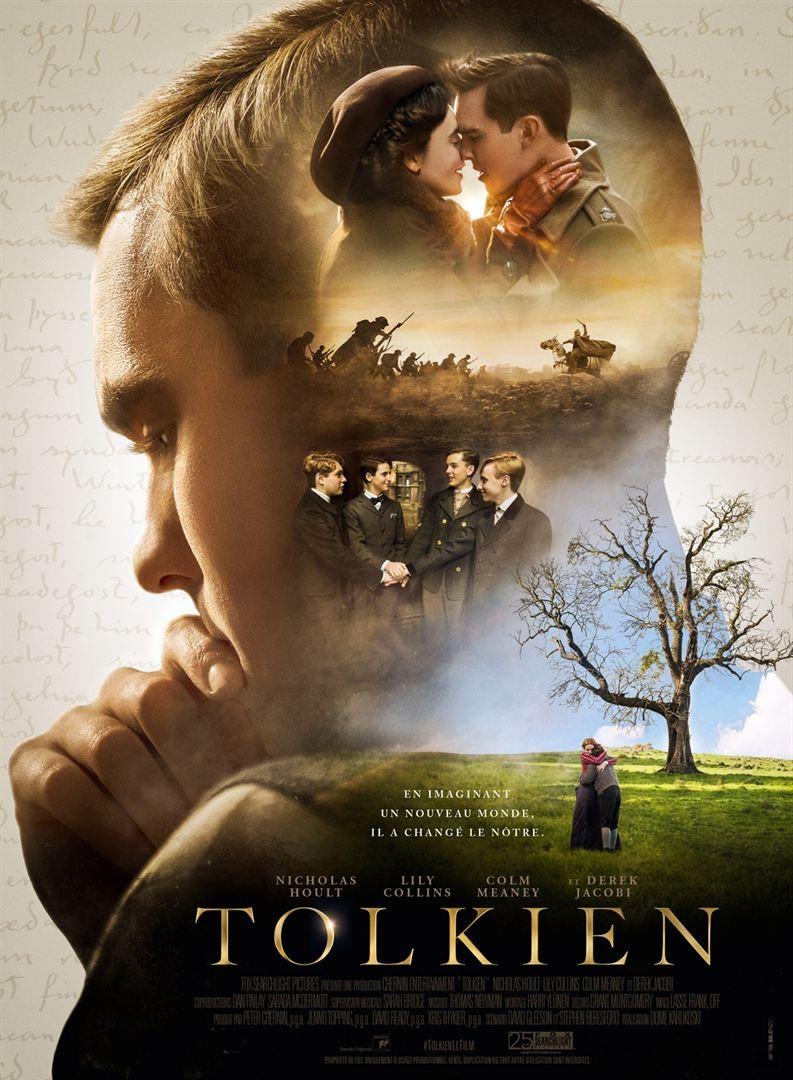 Tolkien VOSTFR WEBRIP 2019
