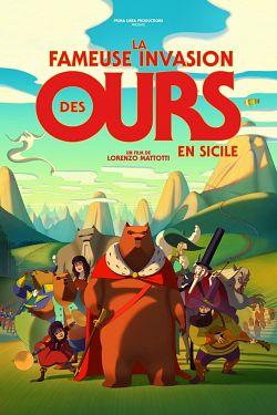 La Fameuse invasion des ours en Sicile FRENCH BluRay 720p 2020