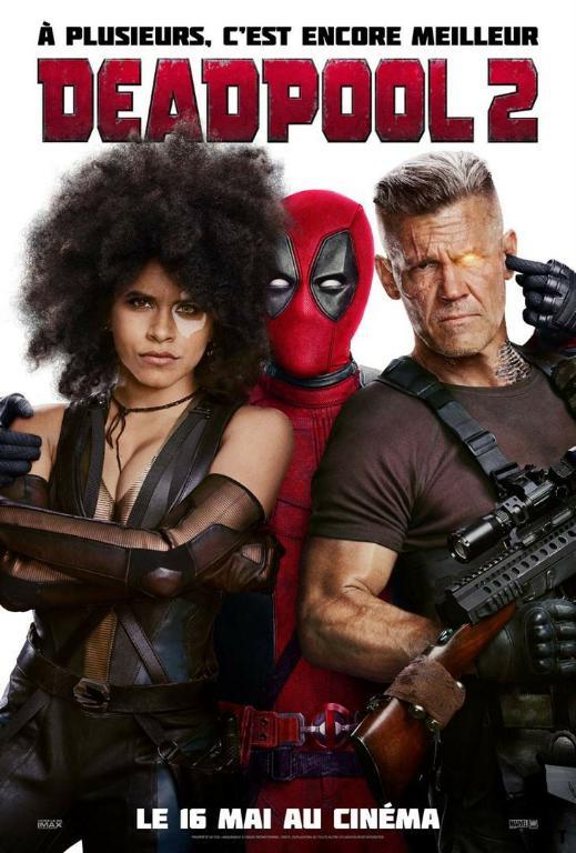 Deadpool 2 FRENCH DVDSCR 2018