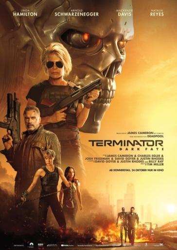 Terminator: Dark Fate TRUEFRENCH CAM MD 2019