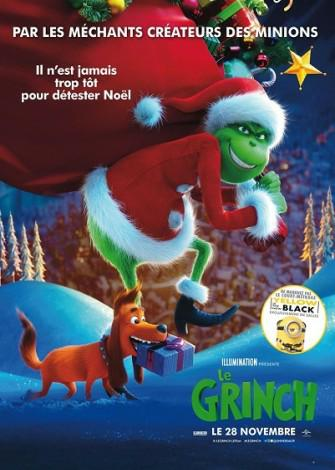 Le Grinch FRENCH CAM 2018