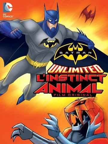 Batman Unlimited L'instinct animal FRENCH DVDRIP x264 2015