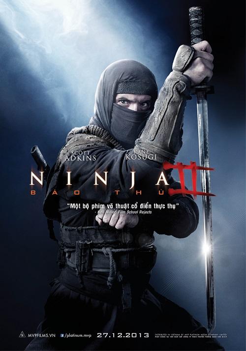 Ninja 2 Shadow Of a Tear FRENCH BluRay 720p 2014