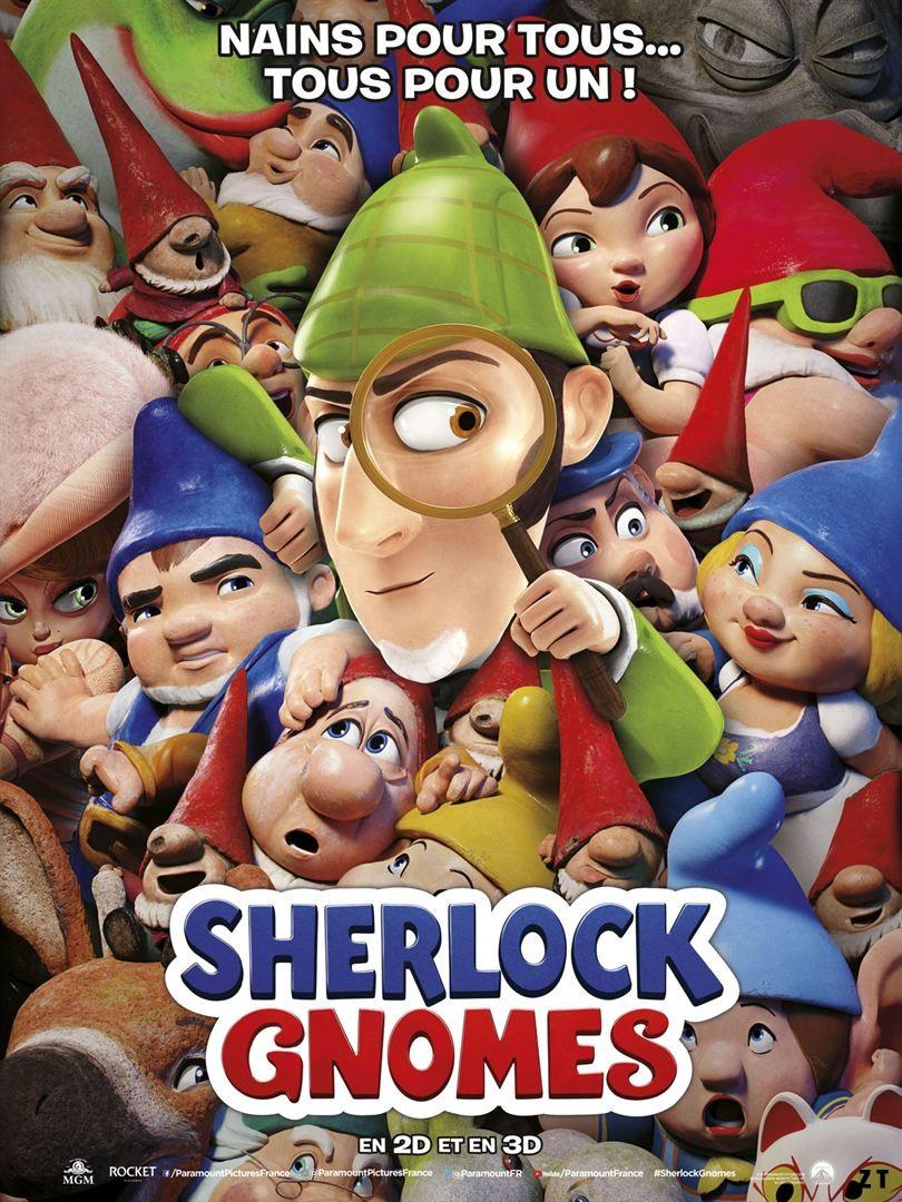 Sherlock Gnomes FRENCH DVDRIP 2018