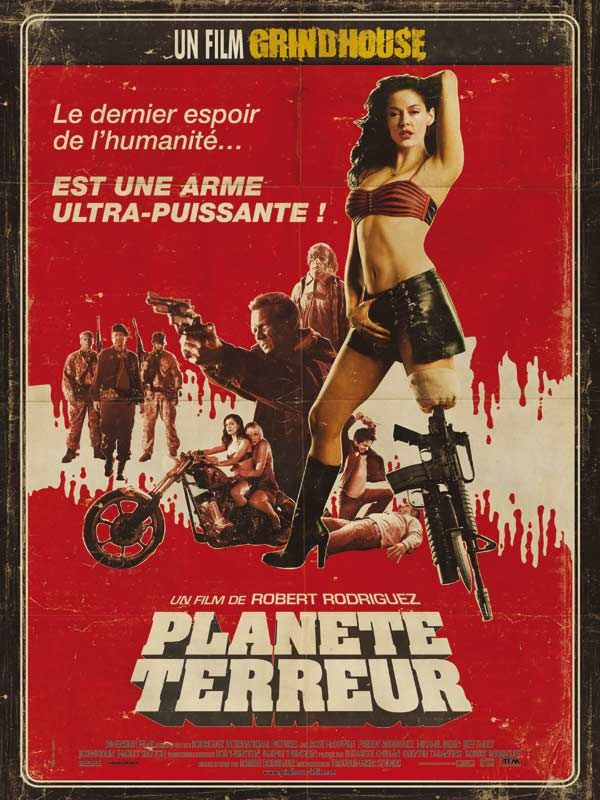 Planète terreur - un film Grindhouse FRENCH HDLight 1080p 2007