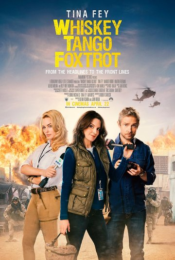 Whiskey Tango Foxtrot FRENCH DVDRIP 2016