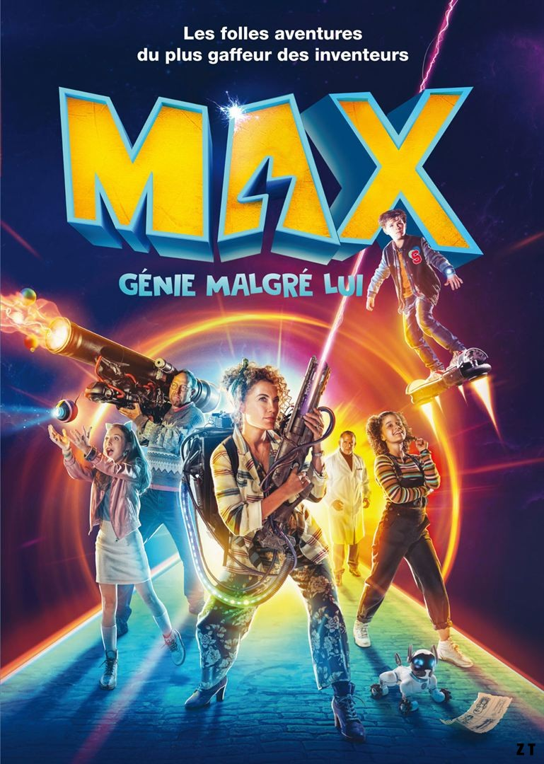 Max, génie malgré lui TRUEFRENCH WEBRIP 2019