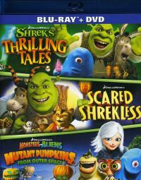 Dreamworks Spooky Stories FRENCH DVDRIP 2012