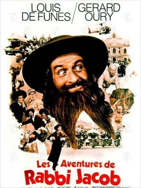 Les aventures de Rabbi Jacob FRENCH HDlight 1080p 1973