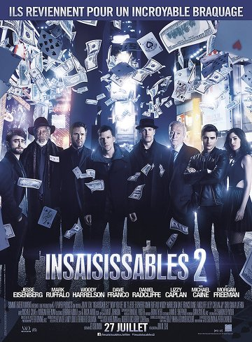 Insaisissables 2 FRENCH BluRay 1080p 2016