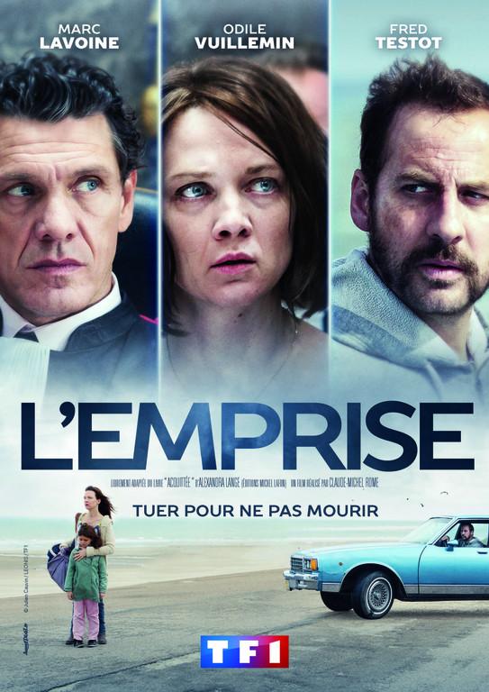 L'Emprise FRENCH DVDRIP x264 2015