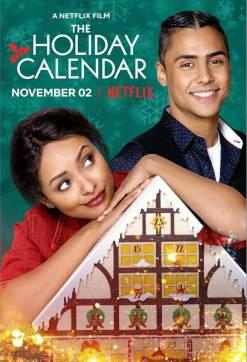 The Holiday Calendar FRENCH WEBRIP 2018