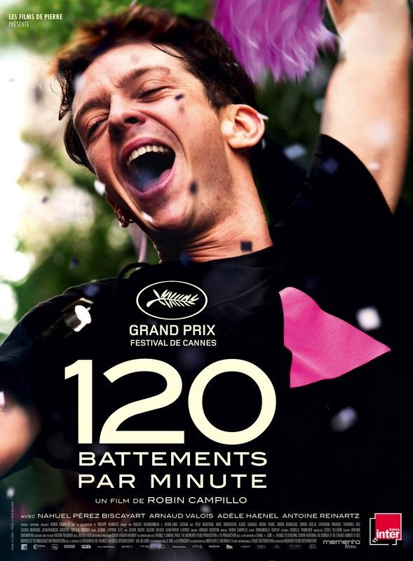 120 battements par minute FRENCH DVDRIP 2017