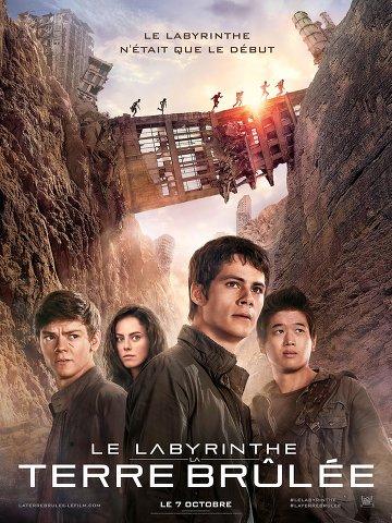 Le Labyrinthe : La Terre brûlée VOSTFR BluRay 720p 2015