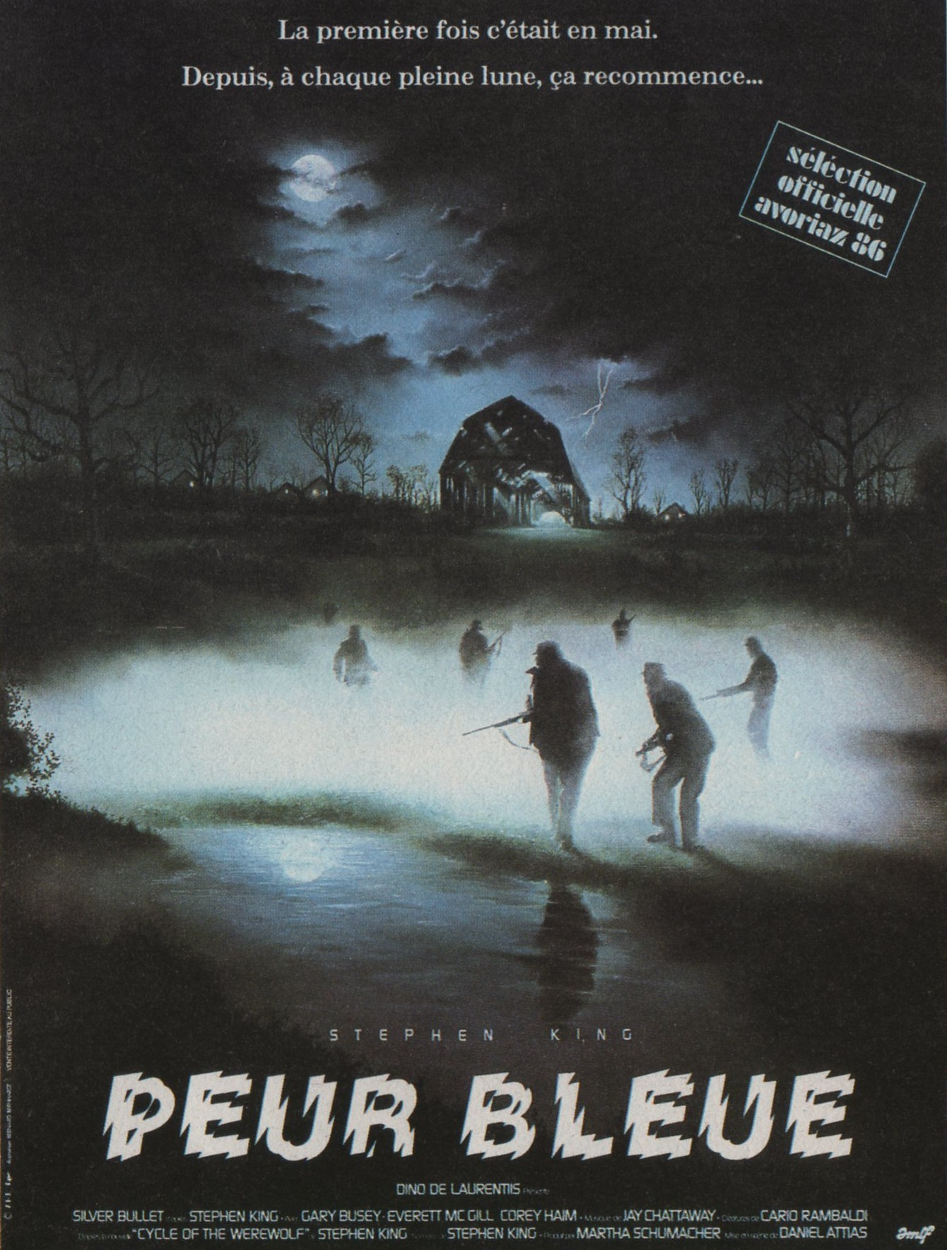 Peur bleue TRUEFRENCH DVDRIP 1985