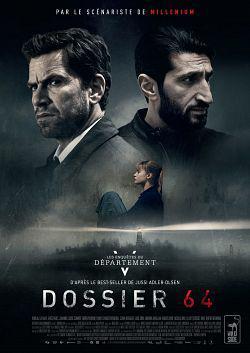 Les Enquêtes du Département V : Dossier 64 FRENCH BluRay 1080p 2019