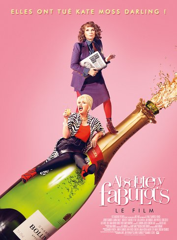 Absolutely Fabulous : Le Film FRENCH BluRay 720p 2016
