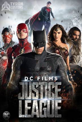 Justice League FRENCH DVDSCR 2017