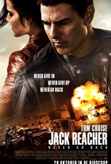 Jack Reacher : Never Go Back VO WEBRIP 2016
