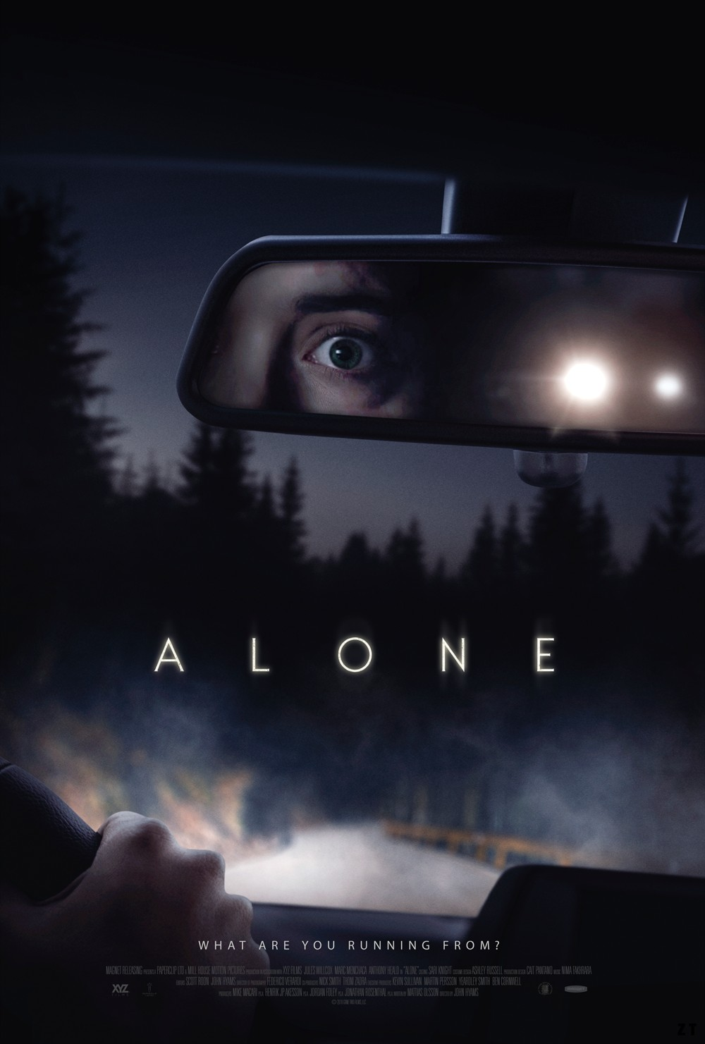 Alone FRENCH DVDRIP LD 2020