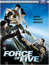 Force of Five FRENCH DVDRIP 2012