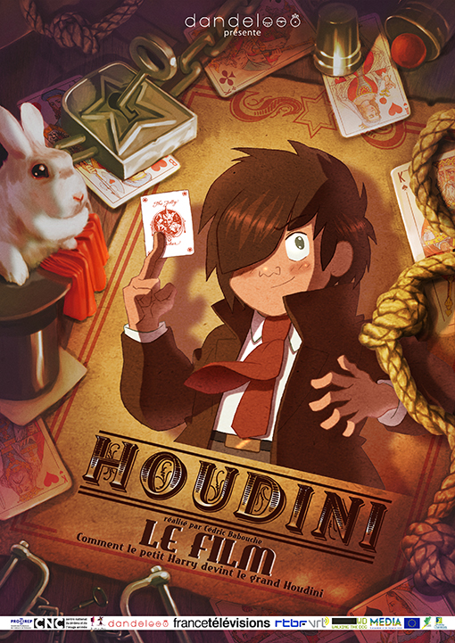 Houdini FRENCH WEBRIP 2015