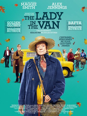 The Lady In The Van FRENCH DVDRIP 2016