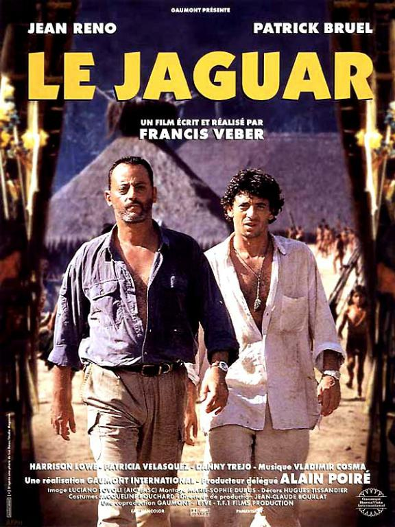Le jaguar FRENCH DVDRiP 1996