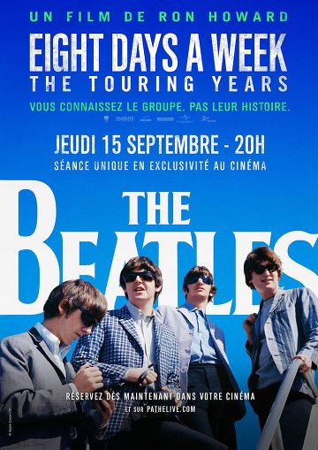 The Beatles: Eight Days a Week FRENCH DVDRIP 2016