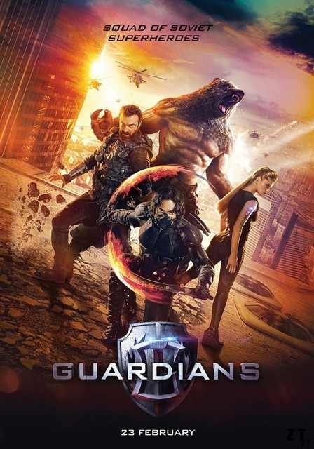 Guardians FRENCH WEBRIP 2017
