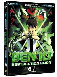 Ben 10 : Destruction Alien FRENCH DVDRIP 2012
