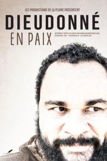 Dieudonné - En paix DVDRIP 2017