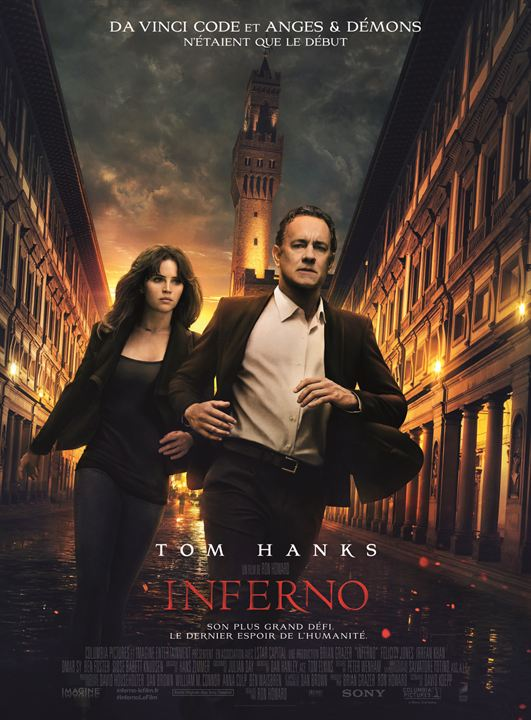 Inferno FRENCH BluRay 720p 2016